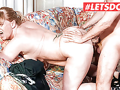 LETSDOEIT - Quibbling Housewife Seduced unconnected with Despotic Distance from