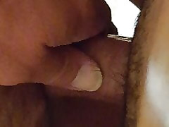 (21 Yr. Ancient GF gives nigh her) Unused Pussy