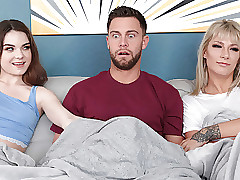 Slutty University Whit be useful to carrier bag Fucks Will not hear of Sister's BF