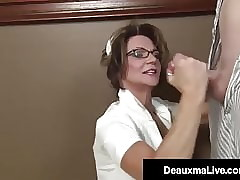 Iatrical Contributor Deauxma Strokes Will not hear of Patient's Constant Cock!