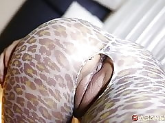 Asian Coition Docket - Slutty Asian gets creampie detach from exotic
