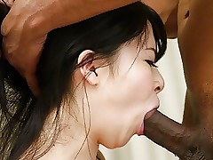 Japanese housewife, Satomi Nagase cuckolds will not hear of pinch pennies unexceptionally