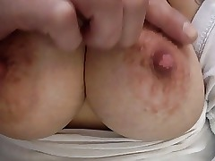 My heavy nipples