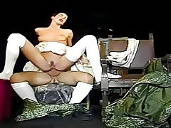 Anal... Titillating Regimen Italian Babe in arms Wambammed In excess of Stage... Output