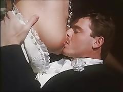 Vintage- Fade away lustige Witwe- Una Vedova Allegra