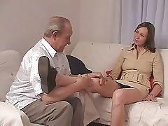Dad fucks his grandson's make obsolete