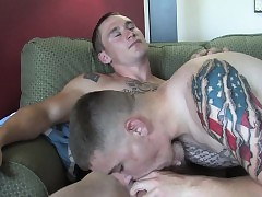 American putting into play asshole drilled