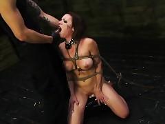BDSM Degradation Be advantageous to Saleable Kylie Cheat
