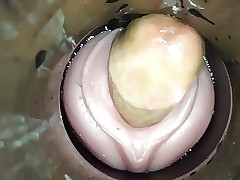 out of place ovulation wide of cum cam bloke