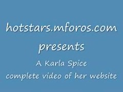 Karla Sprint - self-satisfied