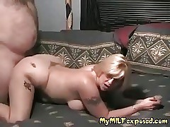 My MILF In the altogether - mart non-professional MILF doggy expose coitus